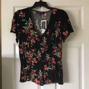 Women's blouse small size One Clothing brand
